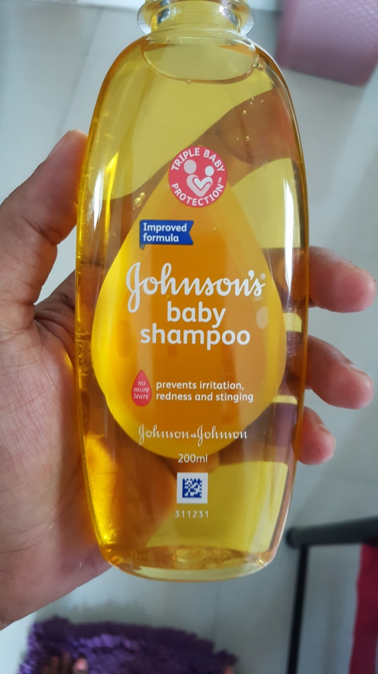 The safest shampoo in the whole world. I don't care what the world says.