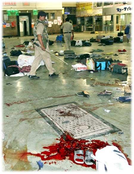 CST station, 26/11 Terror Attack