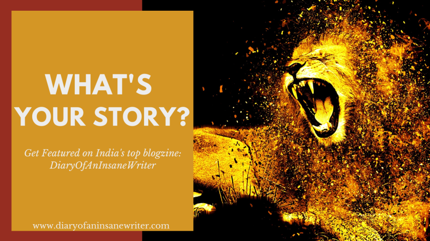 Get Featured on India's top blogzine: DiaryOfAnInsaneWriter