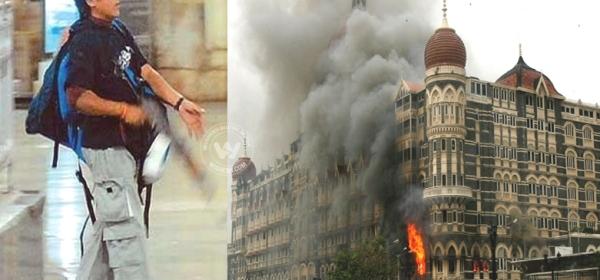 Kasab Taj terror attack