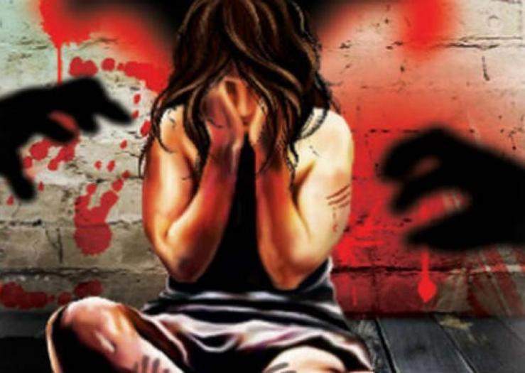 Gang rape victime