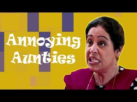 Annoying Aunty