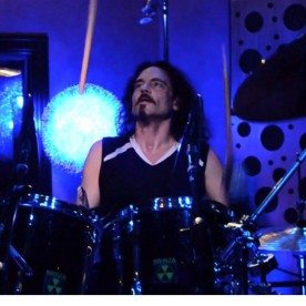 Nick Menza drummer