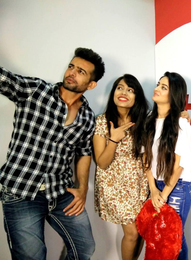Anupma Singh, Jay Bhanushali, Mahhi Vij