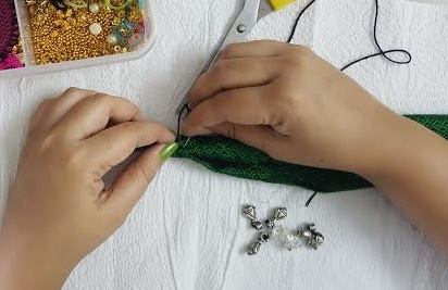 Customized traditional jewelry...