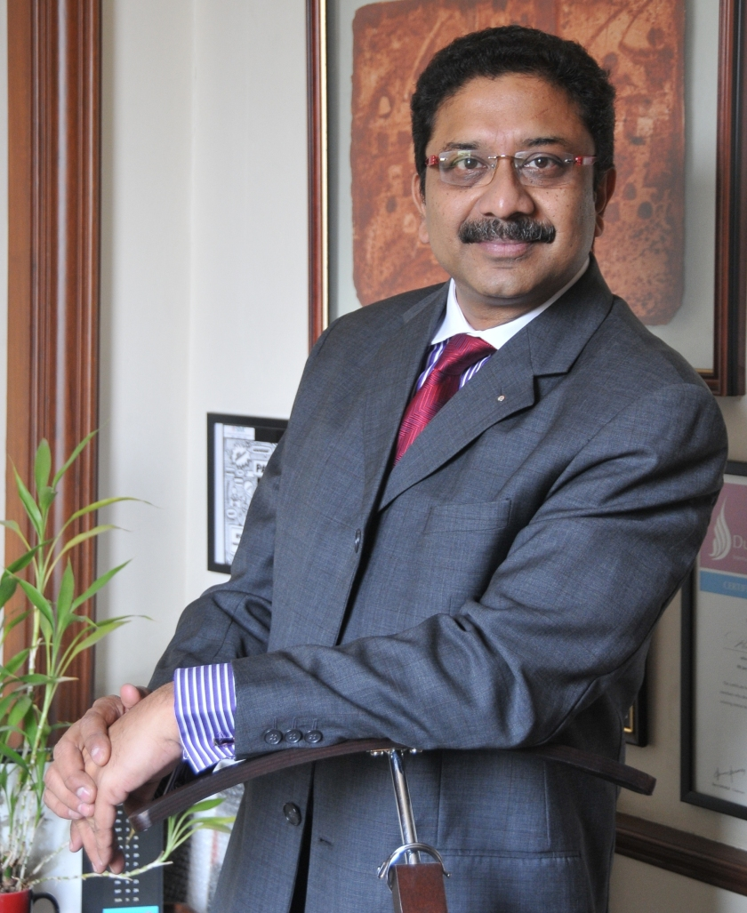 Paresh Chaudhry, Group President - Corporate Communication, Adani Group