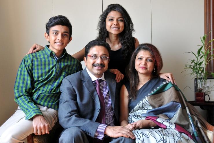 Paresh Chaudhry , CEO, Madison PR,