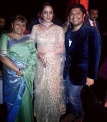 Hema Malini, Ram Kamal Mukherjee