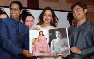 Ram Kamal Mukerjee, Hema Malini