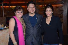 Raveena Tandon, Ram Kamal Mukherjee