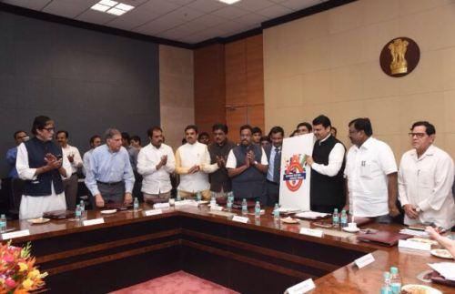 Devendra Fadnavis Humara Station Humari Shaan Amitabh Bachchan