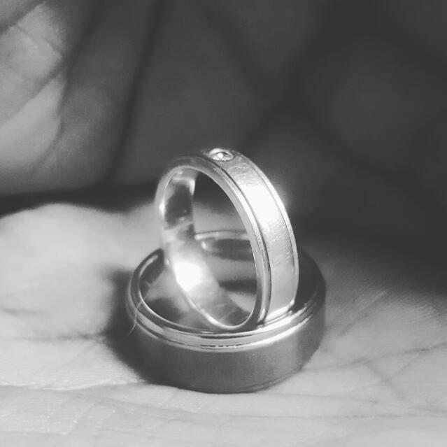 Mayura Amarkant Wedding Ring