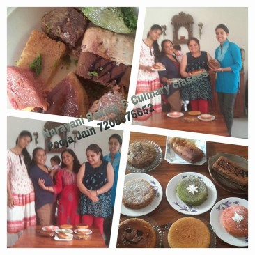 Narayani baking and culinary classes
