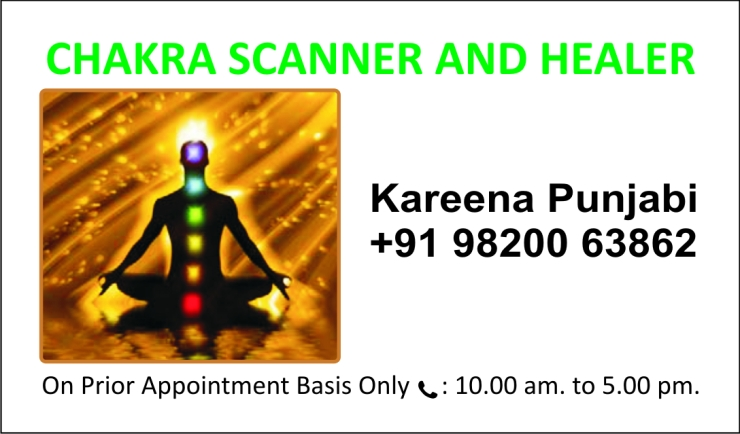 Chakra Expert Kareena Punjabi