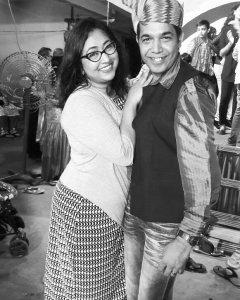 Mayura and Amarkant Jain