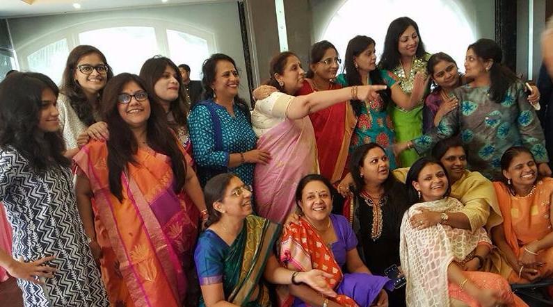 Deena Mehta Family