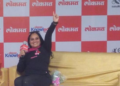 Sharmila Munj, Pinkathon Ambassador