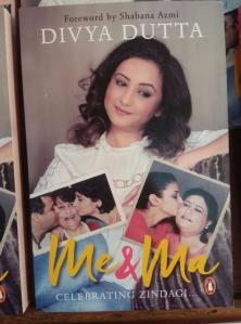 Divya Dutta's Book