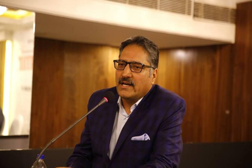 Shujaat-Bukhari Rising Kashmir
