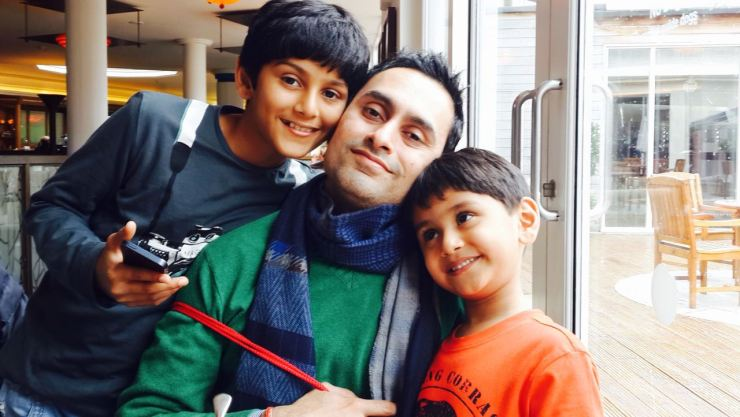 Devendra Darda and Aryaman Darda