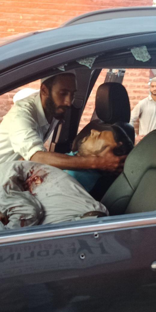 Shujaat Bukhari shot dead