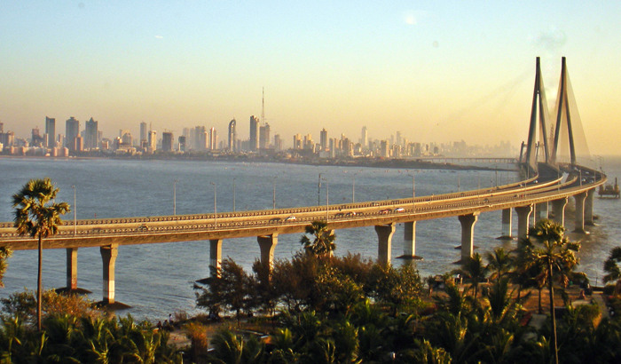 Bandra-Worli-Sea-Link Mumbai