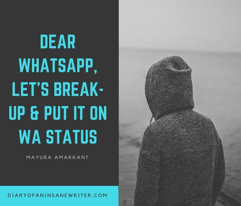 No WhatsApp