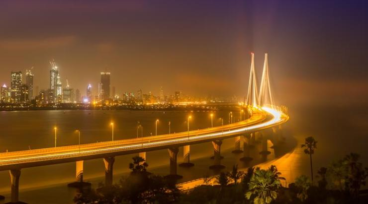 Bandra Worli Sea link