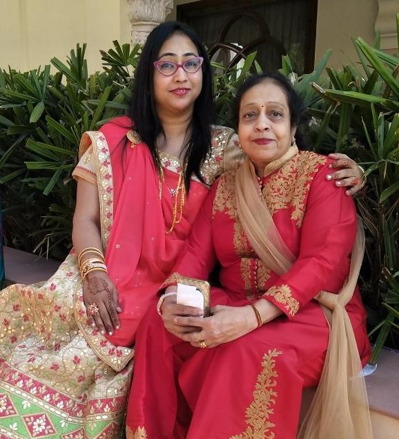 Adv. Usha Kiran Makasare & Mayura Amarkant