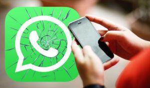WhatsApp servers down