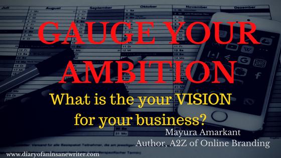 Business Vision Online Branding