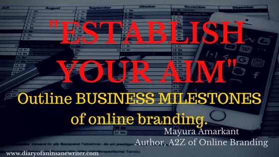 Aim of Online Branding