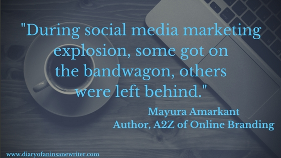 What happened with Social Media Marketing started?