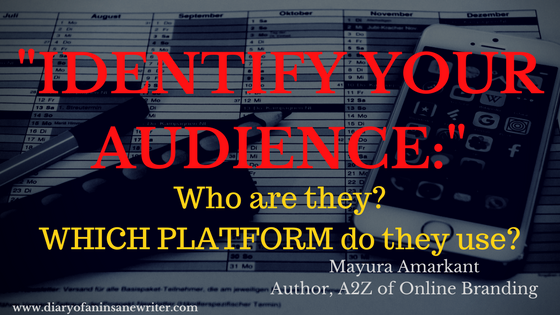 Defining Audience for Online Branding