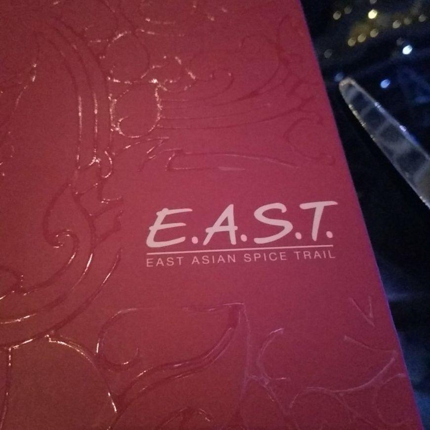 EAST restaurant at Sahara Star