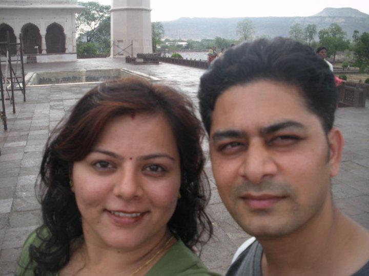 Entrepreneurs Shalu Varadkar