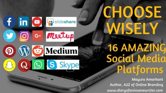 16 amazing social media platforms