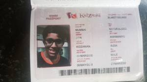 Kidzania passport is real