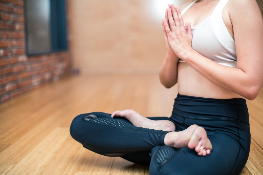 Sedentary lifestyle and Yoga