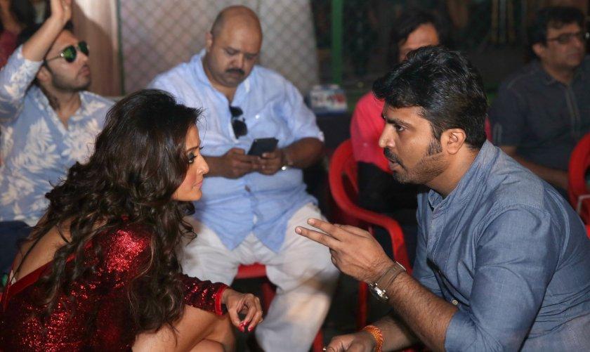 Kushal Srivastava & Raima Sen