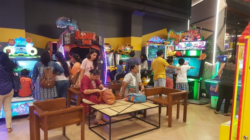 Timezone Malad space to sit