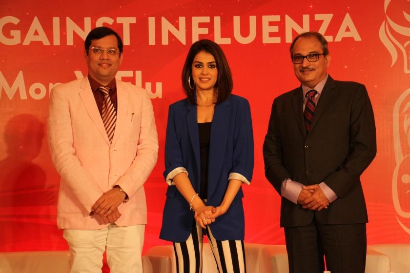 Dr.Mukesh Gupta, gynaecologist, Genelia D'souza Deshmukh, celebrity mom & paedriatrician, Dr. Uday Ananth Pai