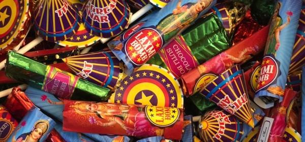 Chocolate Fire crackers Diwali Gifting