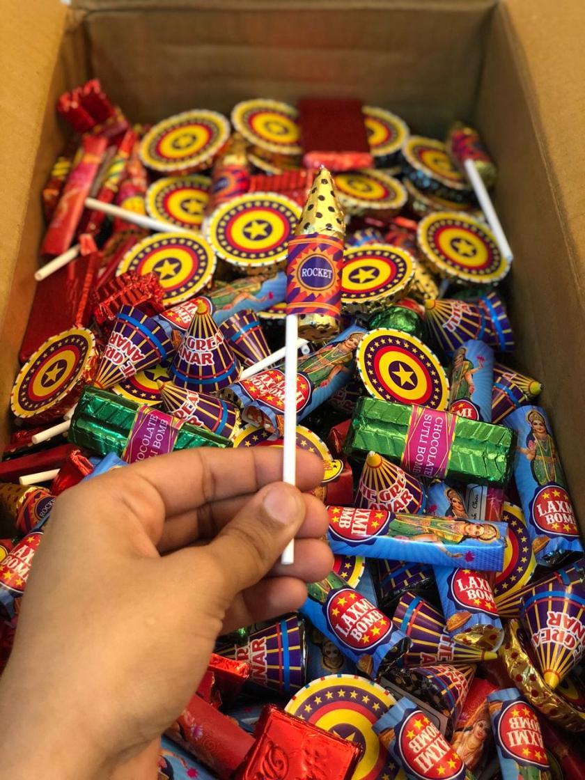 Diwali gifting rockets