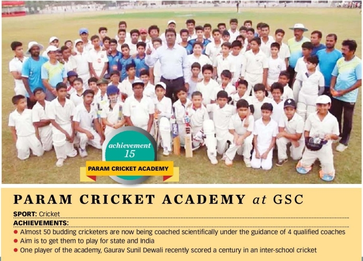 Childrens Cricket Coaching