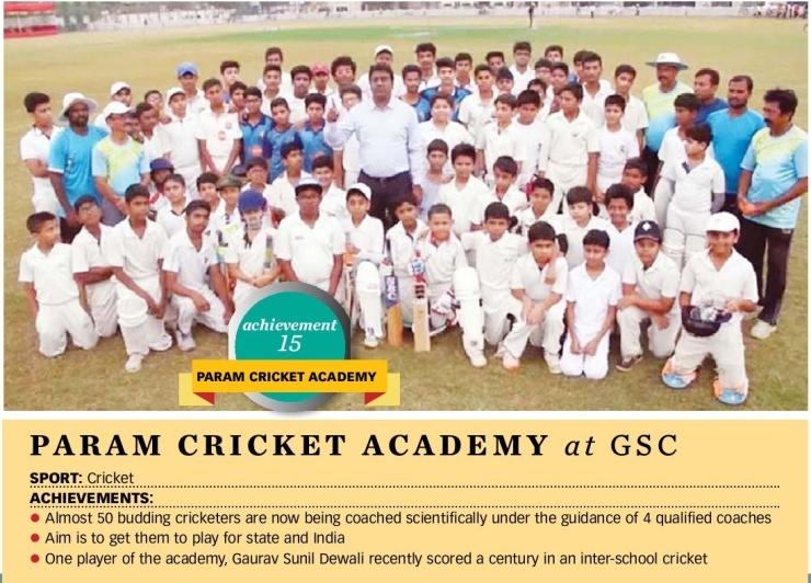 Childrens Cricket Coaching