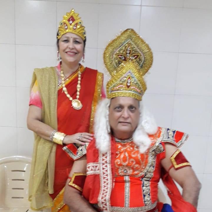Ramayana mahakavya Janak