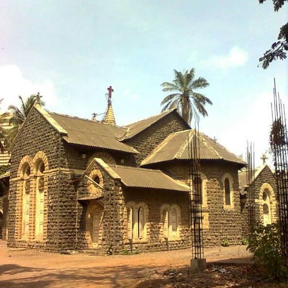 Emmanuel Church in Grant Road CNI