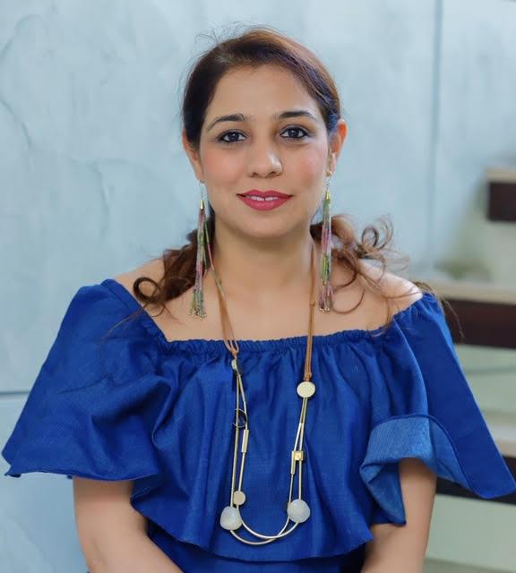 Contemporary Romance Author, Ritu Kakar