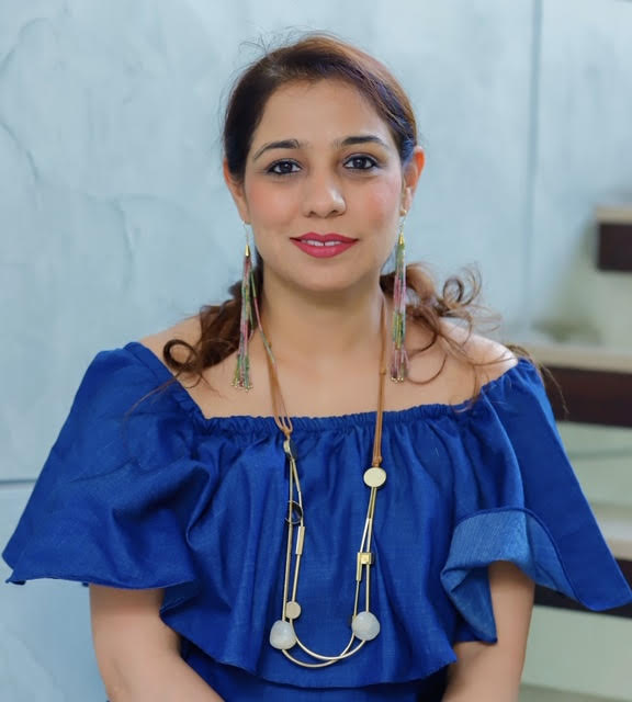 Contemporary Romance Author, Ritu Kakar